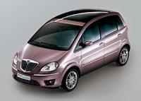 Lancia Musa: restyling à Francfort