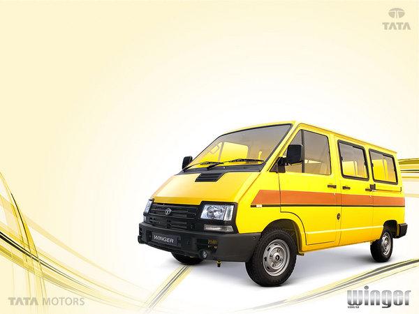 Futur Tata Winger: un Renault Master recyclé