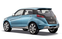 Mitsubishi à Francfort: le cX, oui, pas l'Evo X !