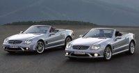 Nouvelles Mercedes SL 55/65 by AMG : les CC ultimes !