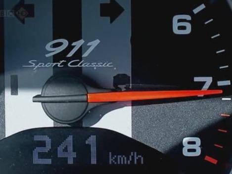 Top Gear : M3 E36 vs Sierra Cossie vs 190E 2,3l 16, Porsche 911 Sport Classic et Boxster Spyder