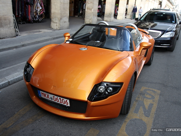 Photos du jour : Yes! Roadster 3.2 Turbo