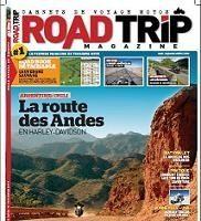 Nouveauté média: Road Trip le carnet de voyage bimestriel arrive