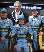 Fernando Alonso, l'homme tranquille