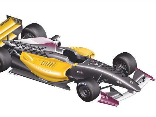 Nouvelle Formule Renault 3.5 en 2012: exit le V6, bonjour le V8!