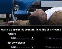 Sécurité routière: de nouvelles questions au code de la route