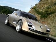 Renault Altica Concept : de faux airs de future Laguna III Coupé [toutes les photos]