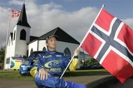 WRC Norvège : Une Citroën Xsara à ponts pilotés pour Solberg