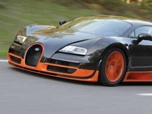 Nouvelle Bugatti Supersport, c'est elle! 1200 ch, 434 km/h: ahurissant!