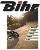 Bihr : le nouveau catalogue route est dispo
