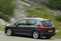 Peugeot 207 SW RC: c'est elle, pour de vrai! [MAJ 2ème!]