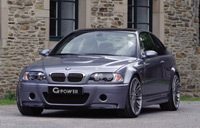 BMW M3 CSL E46 by G-Power: V10 et 550 ch !