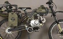 Insolite: la survival bike vous fait traverser l'apocalypse
