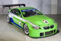 Alpina B6 GT3: 1ères photos officielles