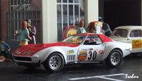 Miniature : 1/43ème - CHEVROLET Corvette C3