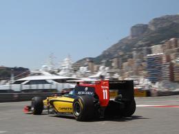 GP2 Monaco Course 1 : victoire pour Valsecchi, exploit pour Grosjean