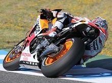 Moto GP - Italie les qualifications: et de six pour Marc Marquez