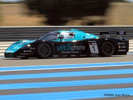 FIA GT1 Paul Ricard : Les Maserati MC12 toujours en pleine forme