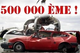 L'état prévoyait 220 000 primes à la casse, la 500 000 ème vient d'être versée ! Un bien ou un mal ?