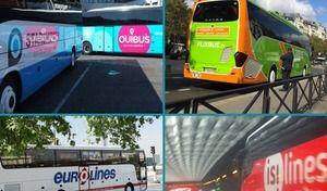 Bus Macron: plus de six millions de voyageurs en 2016