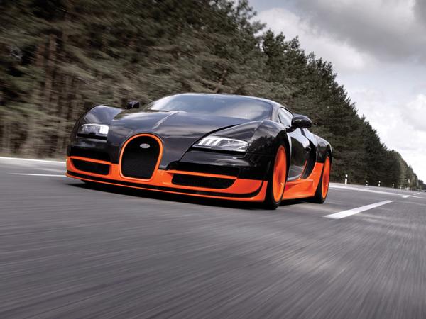 Bugatti Veyron 16.4 Super Sport - Les 27 photos officielles du record