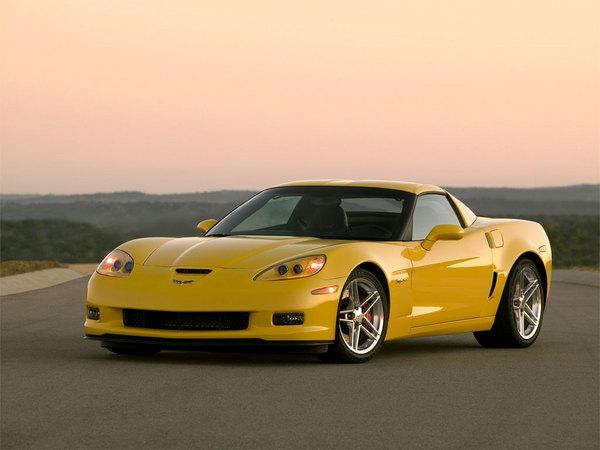 Chevrolet Corvette Z06 : la der des der ?