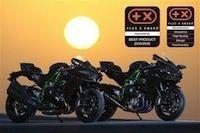 Kawasaki remporte le prix de l'iF Design avec sa Ninja H2