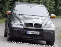 Prototype BMW X5 M ou mule de X6 M ?