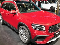 Mercedes GLB 35 AMG : offre unique - En direct du salon de Francfort 2019