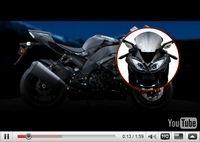 Vidéo Moto : Kawasaki ZX-10R 2010, point par point...