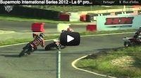 Supermotard, championnat Internationnal d'Italie 2012, round 6: la vidéo