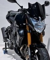 La Yamaha FZ8 fait son shopping chez Ermax