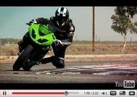 Vidéo Moto : Les Kawasaki ZX-6R 2010 d'outre Atlantique