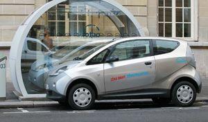 Paris: les Autolib pourront être empruntées avec le pass Navigo