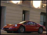 La photo du jour : Dino 246 GT