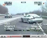 Patrick Régis en Porsche 996 GT3 versus Police hollandaise