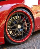 BMW 335i JleviSW, le diable rouge