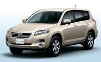 Nouvelle Toyota Vanguard : future Rav4 Phase 2 ?