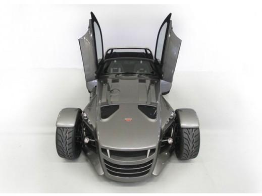 Donkervoort D8 GTO: la production va bientôt démarrer