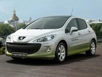 Salon de Francfort : Peugeot 308 Hybrid HDi Concept
