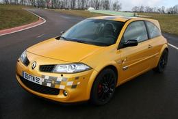 Occasion passion : quel est le premier prix pour une Mégane 2 RS ?
