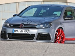 Golf R by Sport-Wheels : 330 chevaux