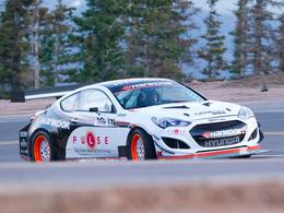 Pikes Peak 2012 - Millen (Hyundai) gagne et abaisse le record!