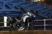 Actualité moto - Ducati: Images video et précisions sur la dernière Multistrada