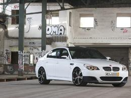 BMW M5 Nowack Motors, 718 chevaux sans turbo ni compresseur...
