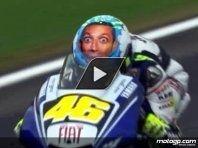 Moto GP - Italie: Rossi s'extériorise
