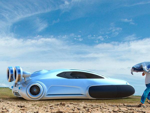 Volkswagen Aqua Concept: plus polyvalent qu'un 4x4...