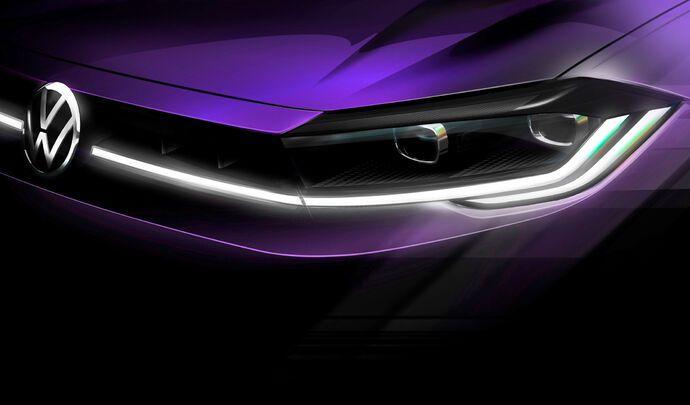 Volkswagen annonce la Polo restylée