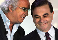 Renault F1 et Alonso: C.Ghosn relativise