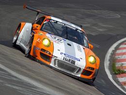 Historique! 1ère victoire de la Porsche 911 GT3 R Hybrid